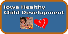 Iowa Healthy Child Development logo